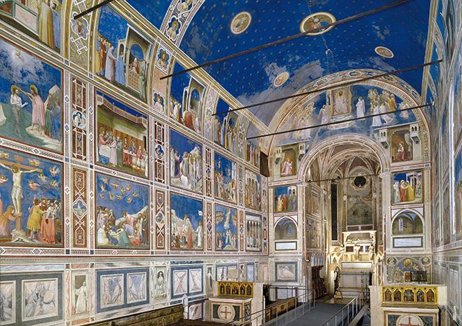 01 Padova Urbs picta - Cappella degli Scrovegni