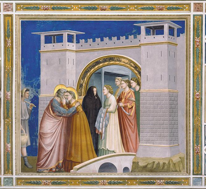 02 Padova Urbs picta - Cappella degli Scrovegni