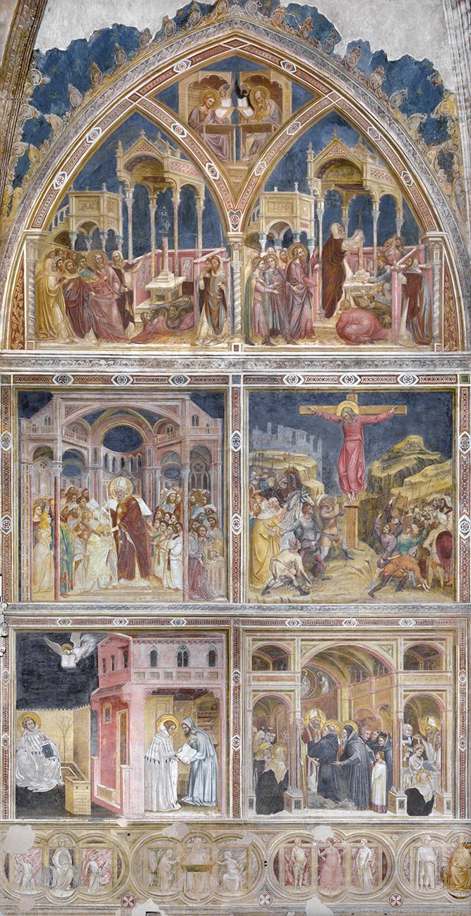 05 Padova Urbs picta - Chiesa dei santi Filippo e Giacomo agli Eremitani