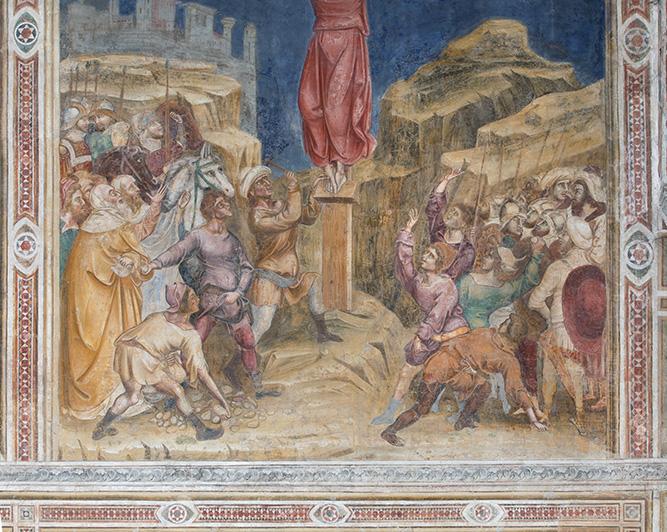 06 Padova Urbs picta - Chiesa dei santi Filippo e Giacomo agli Eremitani