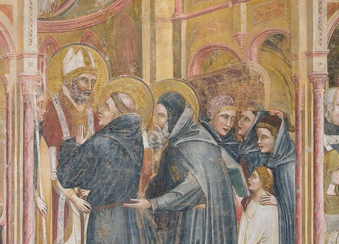 07 Padova Urbs picta - Chiesa dei santi Filippo e Giacomo agli Eremitani