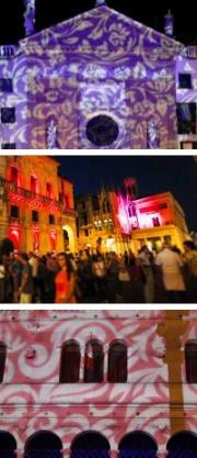 Padova, la Notte dei colori 2018