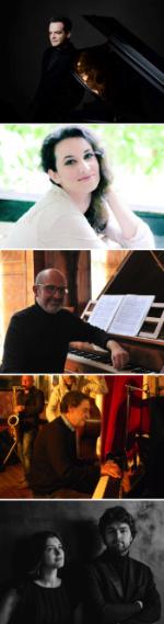 """Festival pianistico """"Bartolomeo Cristofori"""" 2019"""