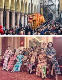 Capodanno cinese 2020 a cura dell'Istituto Confucio all'Università di Padova