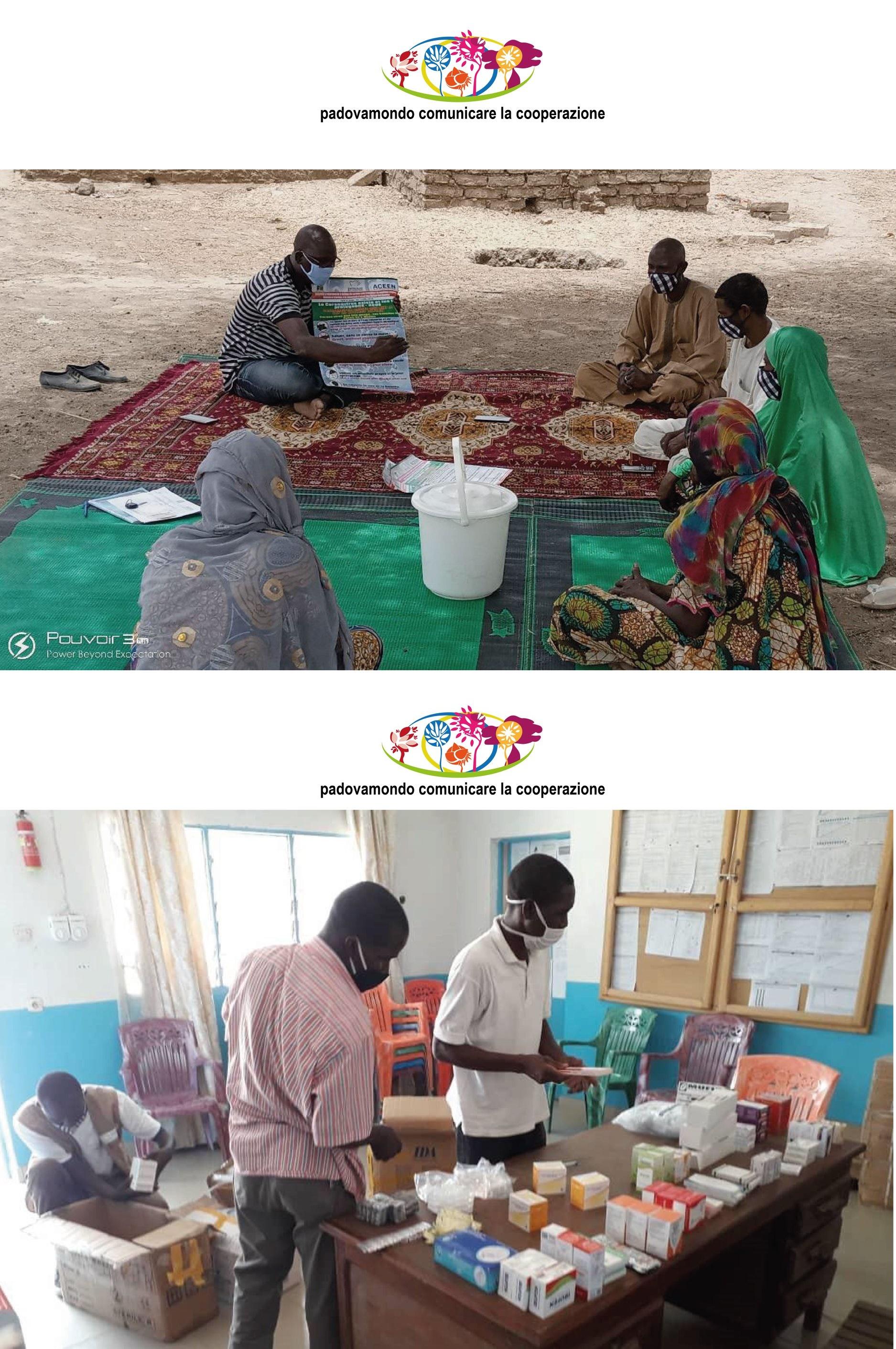 Camerun tra i villaggi la prevenzione contro il Covid-19