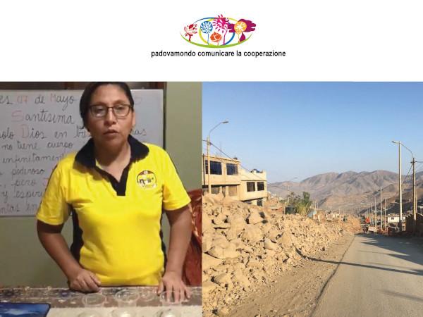 In Perù la sfida al Covid-19 della scuola Nassae a Lima 1