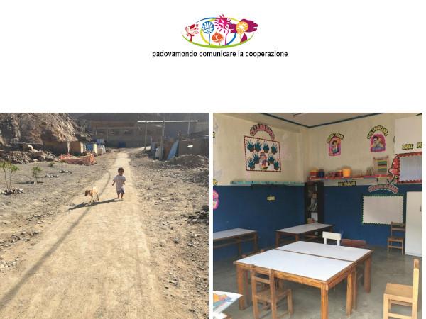 In Perù la sfida al Covid-19 della scuola Nassae a Lima 2