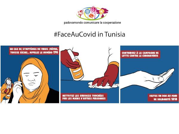 Da Padova in Tunisia e Somalia i fumetti di Claudio Calia contro il Covid-19 3