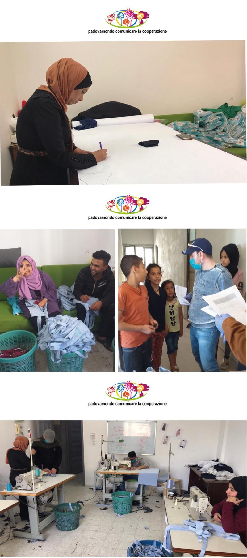 A Gaza si lavora per la salute e la prevenzione