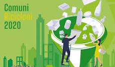 """Padova """"Miglior Comune riciclone"""" 230 x 135"""