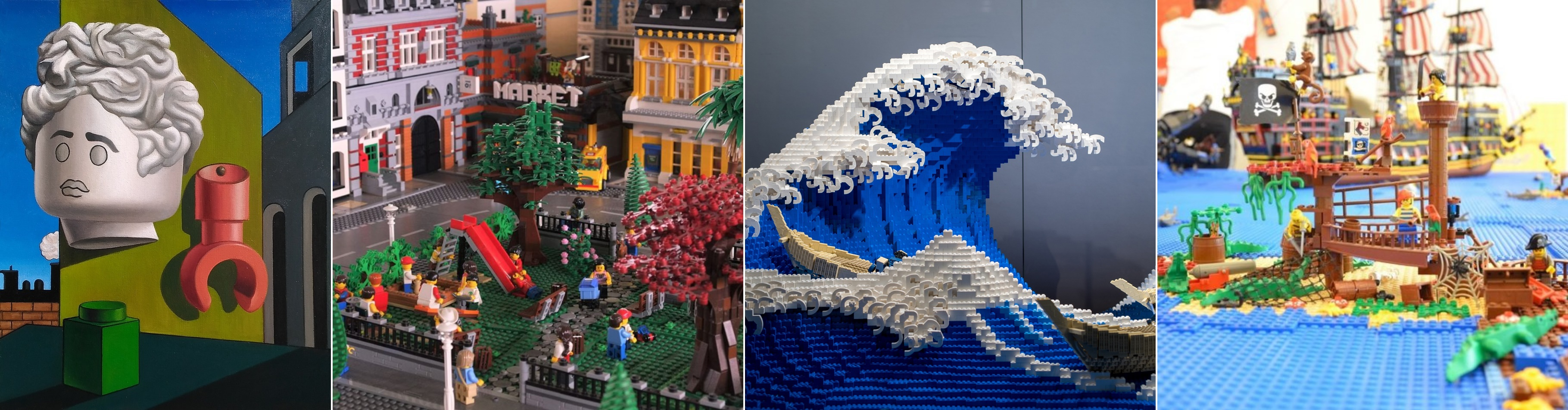 Mostra I love Lego 650
