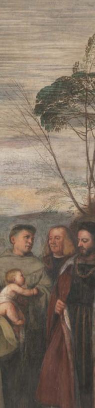 """Incontri di storia dell'arte """"Le vite di Tiziano"""""""