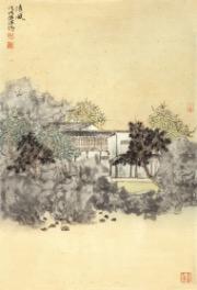 """Mostra """"Percorsi pittorici tra Cina antica e contemporanea"""""""