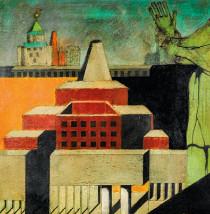 """Mostra """"Aldo Rossi e la Ragione - Architetture 1967-1997"""""""