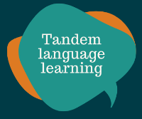 Tandem language learning