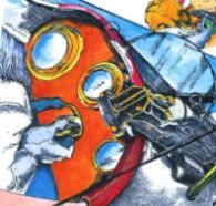 """Mostra """"Il primo conflitto mondiale nelle tavole e nei fumetti di Fancesco Lucianetti"""""""