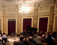 """Concerti-aperitivo """"Il salotto musicale di Enrica ed Elio 2019"""""""