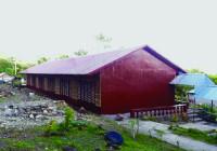 """Mostra fotografica """"Progetto di ricostruzione di una scuola elementare distrutta dal tifone Nona"""""""
