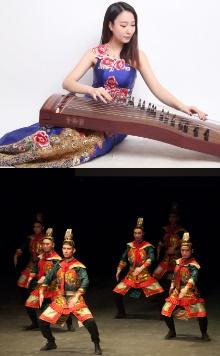 """Spettacolo """"Il fascino poetico dell'antica Changan"""""""