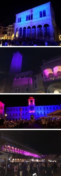 """""""Padova, la Notte dei colori 2019"""""""