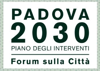 Piano degli interventi Padova 2030