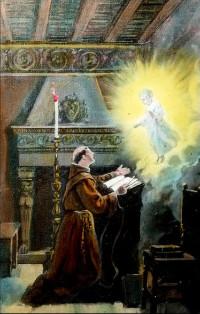 """Esposizione di vetrini per lanterna magica """"La vita di Sant'Antonio da Padova"""""""