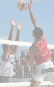 """Iniziativa """"Beach volley for all"""""""