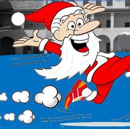 Corri con Babbo Natale - la Strapadova 2018 immagine