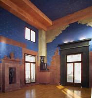 Sala Egizia del Caffè Pedrocchi - fonte: Gabinetto Fotografico del Museo Eremitani