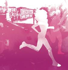 """Corsa a scopo benefico """"Pink Run"""""""