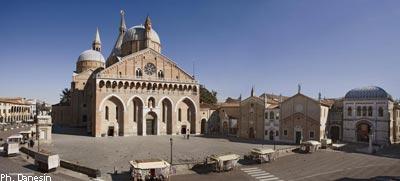 Piazza del Santo - ph Danesin