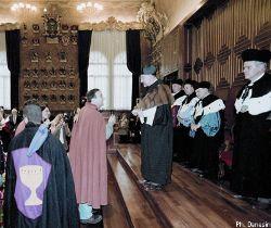 Cerimonia universitaria - ph Danesin