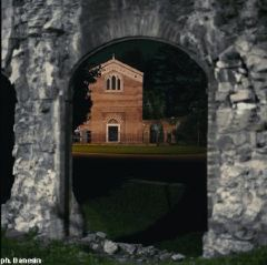 Cappella degli Scrovegni di notte