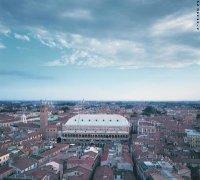 Veduta aerea del Salone - ph Danesin