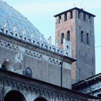 Palazzo della Ragione e Torre degli Anziani