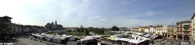 Prato della Valle durante il mercato_Ph Danesin
