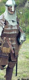 Cavaliere medievale in una rievocazione storica_Ph Danesin