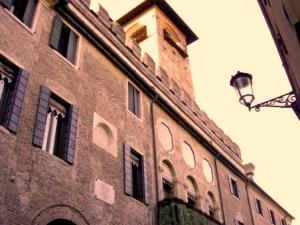Palazzo Capodilista in Via Umberto I