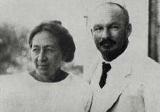 Elisabeth e Jakob Künzler