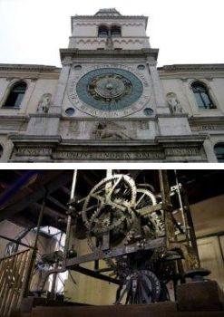Torre e Orologio astrario di piazza dei Signori