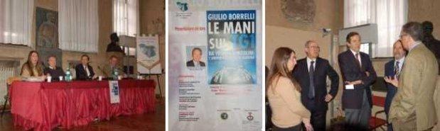 Incontro con Giulio Borrelli