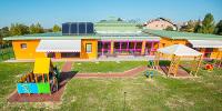 asilo nido immagine interna Lubich