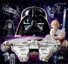 """Mostra """"Star Wars Is Back!"""""""