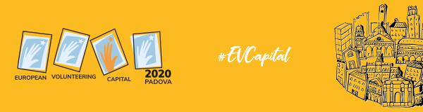 Inaugurazione dell'anno di Padova Capitale europea del volontariato 2020