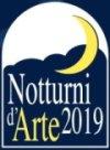 Notturni d'arte 2019 logo