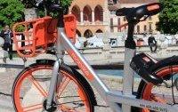 Bike sharing a flusso libero Mobike