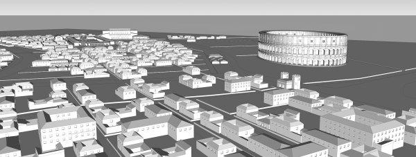 """Mostra """"Altino - Prima di Venezia"""" 600x rendering"""