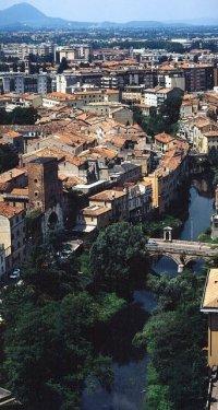 Padova d'acqua - veduta canale 200