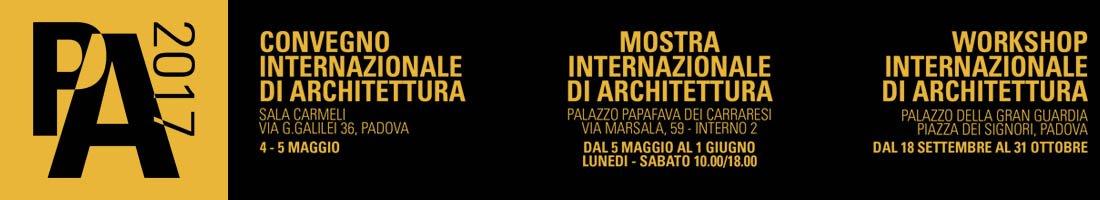 Padova 2017 Architettura PA tax giallo nero