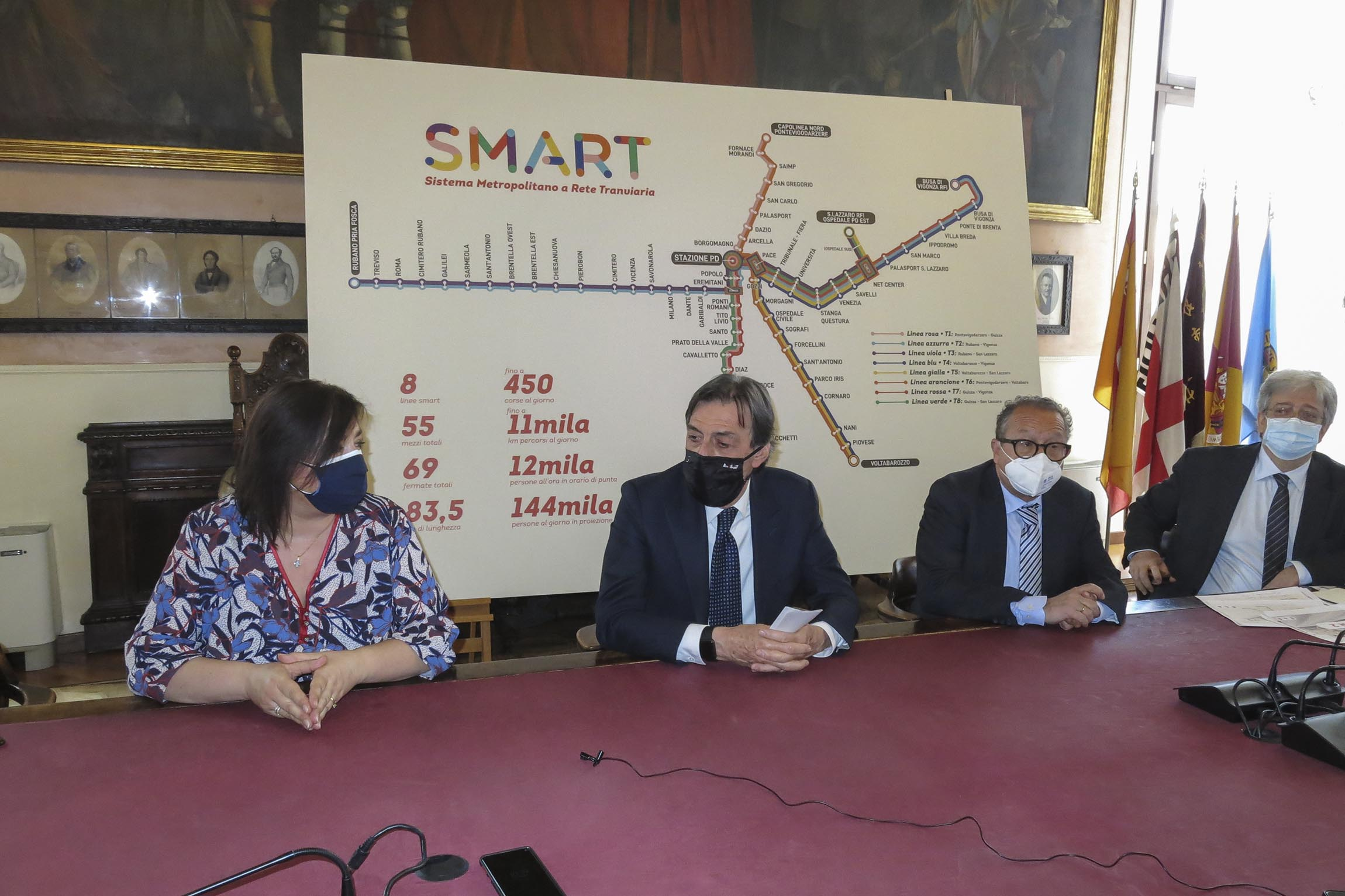 smart tram 1